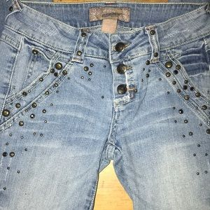 Candie's Jeans - Candie's jeans distressed size 3 Flare
